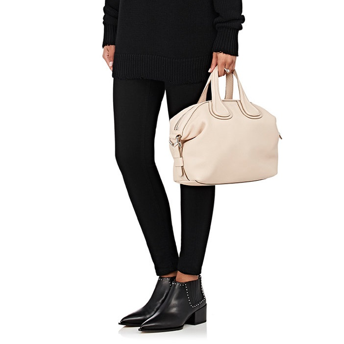 Givenchy Nightingale Small Satchel Bag