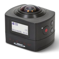 360 Degree HD Video Camera