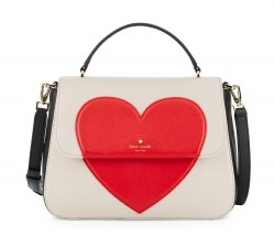Kate Spade New York Be Mine Alexya Heart Satchel Bag