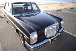 1972 Mercedes-Benz 250 Sedan Luxury Classic Car