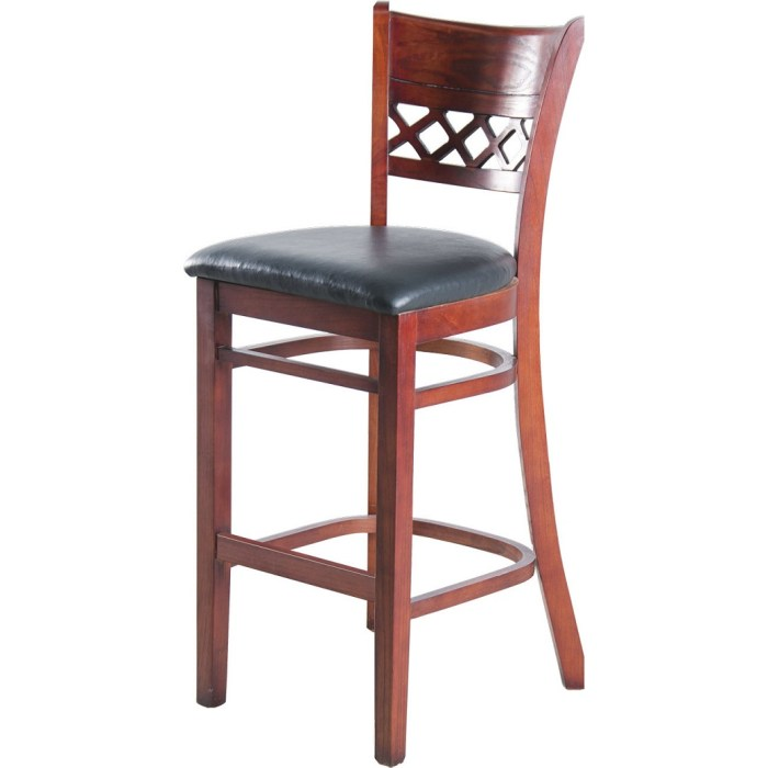 43 Bar Stool By Mkld Furniture Malibu Mart