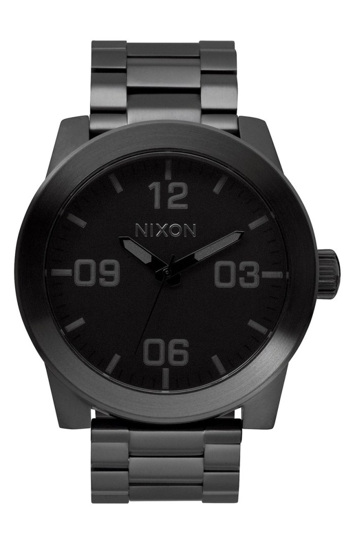 Nixon 'The Corporal' 48mm Watch