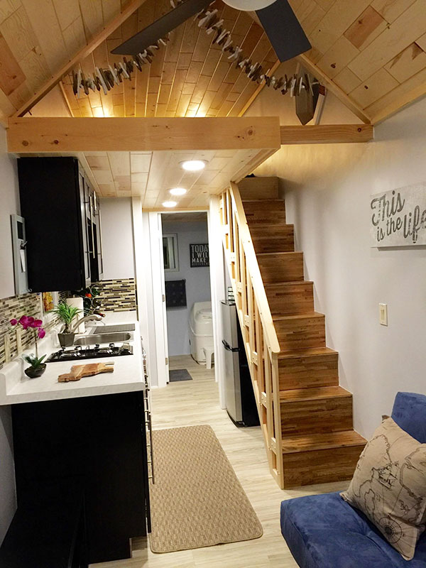 Rv With Upstairs Living Room Called