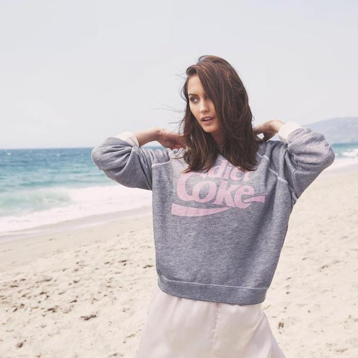 Wildfox Diet Coke Sommers Sweater