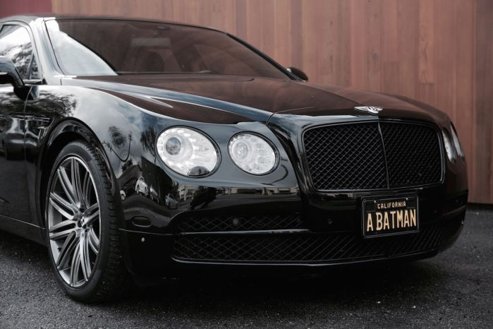 2014 Bentley Flying Spur Mulliner Edition