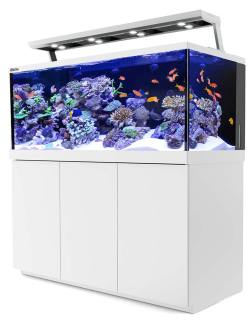 Red Sea Max S-Series 650 LED Complete Reef System 175 Gallons White Aquarium