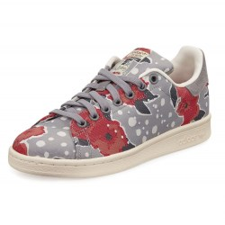 Adidas Stan Smith Floral Womens Sneakers