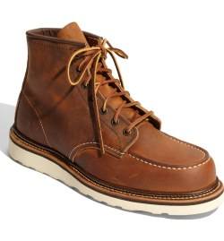 RED WING 1907 Classic Moc Mens Boots