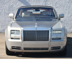 2014 Rolls-Royce Phantom Drophead Luxury Convertible