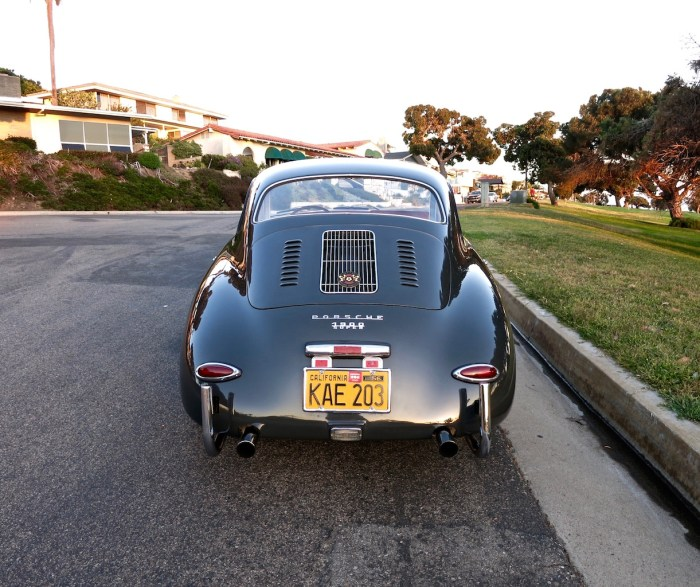 1961 Porsche 356B T5 Reutter Coupe Restored Outlaw Porsche Werks Hot Rod Rare