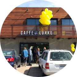 Caffe Luxxe Coffee Shop at the Malibu Sands Center