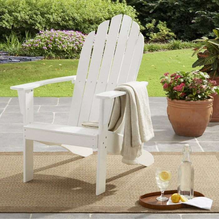 Mainstays Adirondack Chair