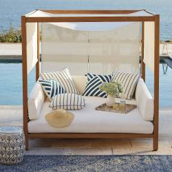 Mandabo Daybed Outdoor Lounge