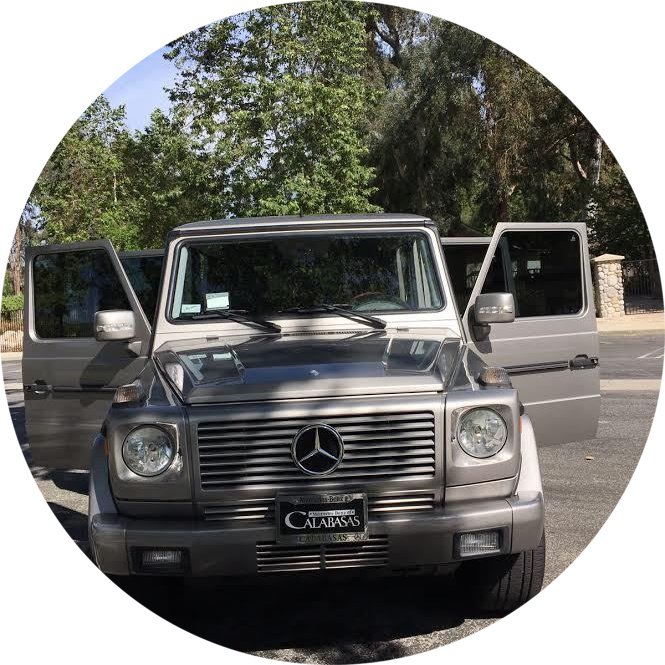 2005 Mercedes Benz G500 Wagon Luxury Sport Utility Vehicle