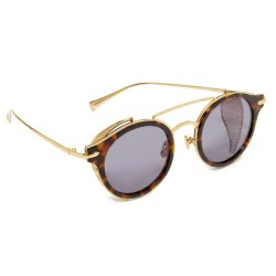 Hadid Eyewear Mile High Tortoise Womens Sunglasses