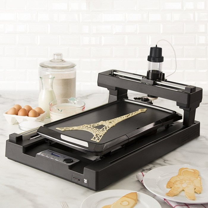 PancakeBot 2.0 Pancake 3D Food Printer