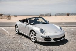 2005 Porsche 911 Carrera Cabriolet Sports Car