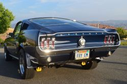 "1967 Ford Mustang Fastback ""S"" code Original Southern California Car"