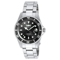 Invicta Coin Edge Bezel Black Dial Pro 8932OB Mens Diver Watch