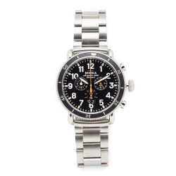 Shinola The Runwell Sport Chronograph 48mm Mens Watch Made in the USA