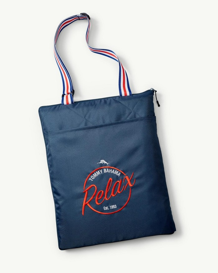 Tommy Bahama Relax Outdoor Blanket Tote Bag