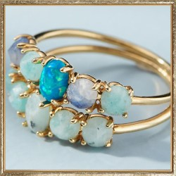 Mermaid Ring Set