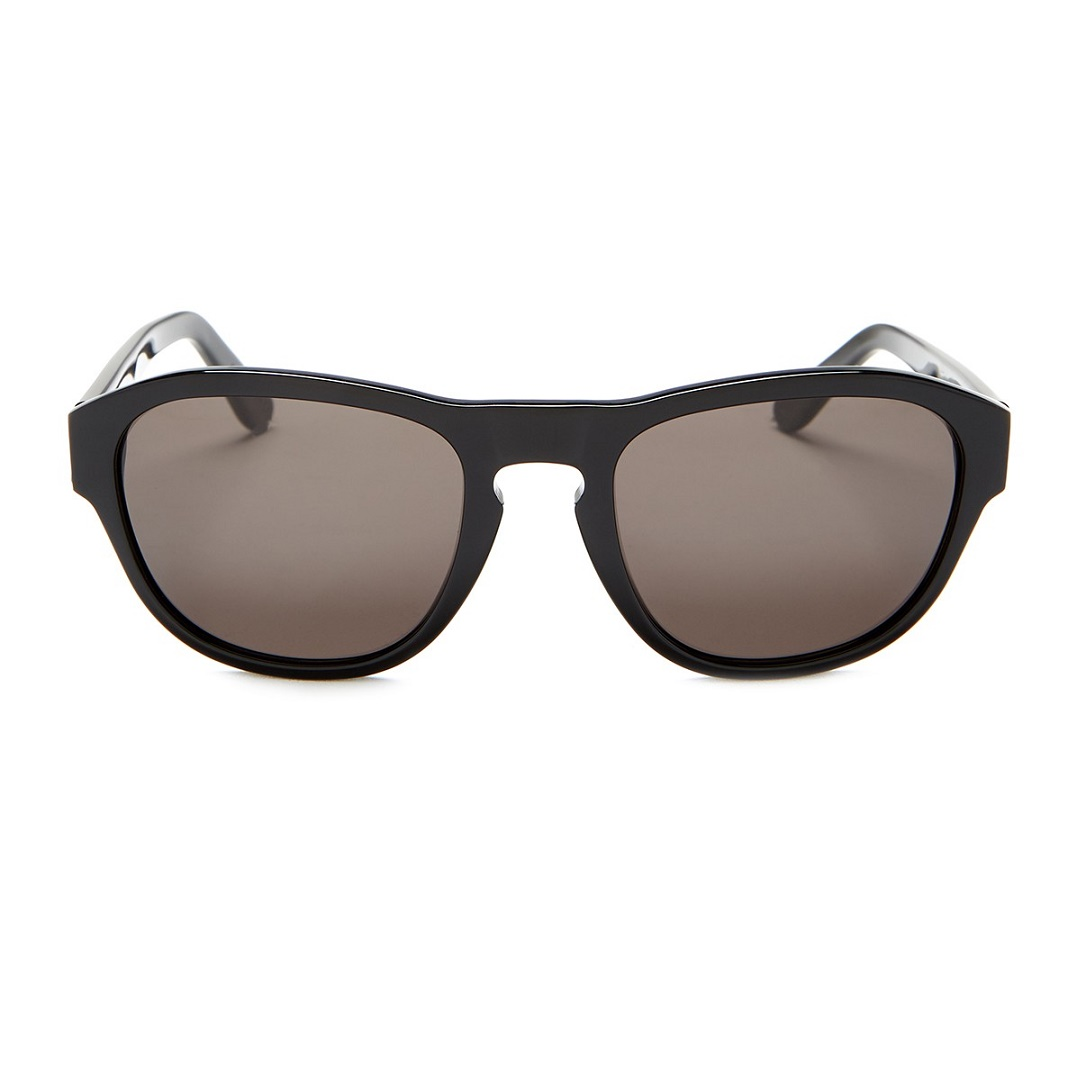 SICKY EYEWEAR Women's Acetate Midnight Black Sunglasses