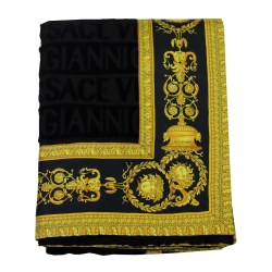 Versace Saint Tropez Medusa Large Beach Towel