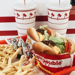 TGIF! IN-N-OUT #INNOUT