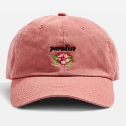 Paradise Washed Cap