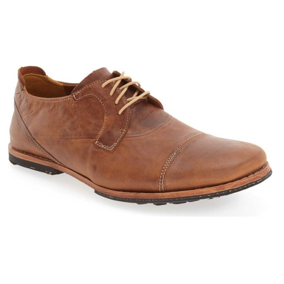 TIMBERLAND Wodehouse Lost History Cap Toe Oxford Mens Shoes