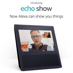 New Amazon Echo Show – See Everything Alexa Tells You