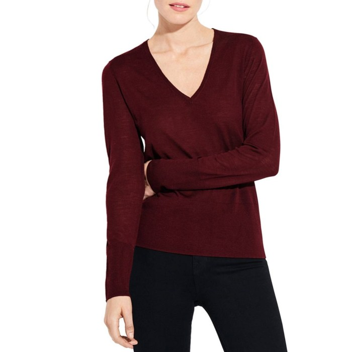 The Slice Merino Wool Sweater by AYR