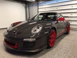2011 Porsche 911 2dr Coupe GT3 RS