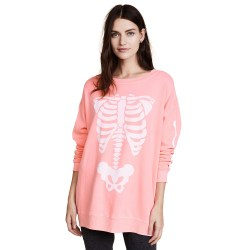 Wildfox X-Ray Vision Roadtrip Sweatshirt