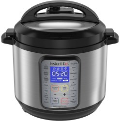 Instant Pot DUO Plus 6 Qt 9-in-1 Multi- Use Programmable Pressure Cooker