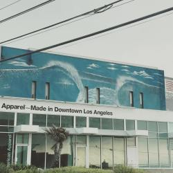 American Apparel Malibu Store – Made in Downtown Los Angeles