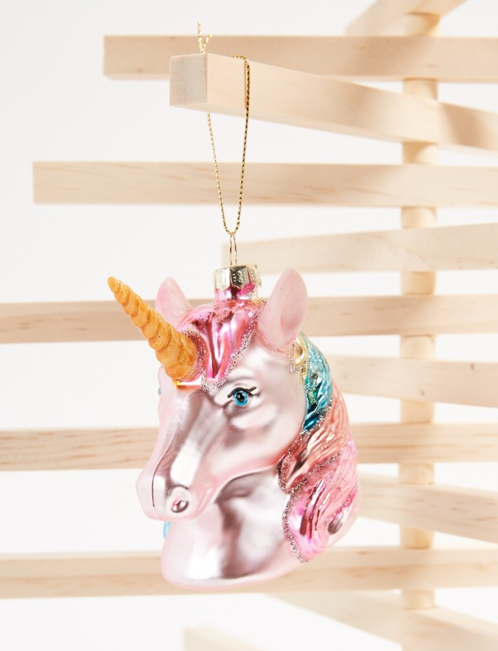 Unicorn Ornament