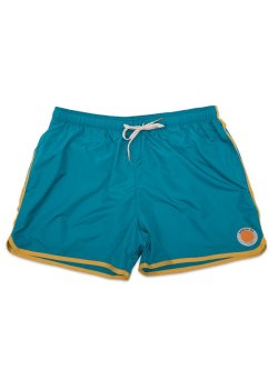 AMBSN Saul Packable Mens Swim Shorts