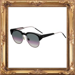 Dior Spectral 8 Semi-Rimless Womens Sunglasses