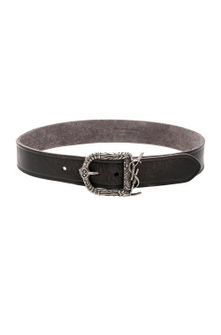 SAINT LAURENT Mens Celtic Belt
