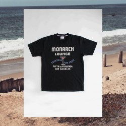 MONARCH LOUNGE TEE – FRED SEGAL ORIGINALS