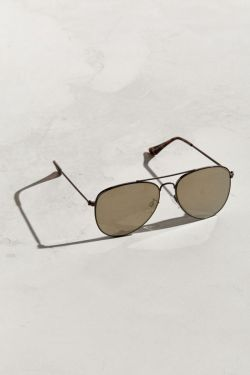 Dusk To Dawn James Aviator Sunglasses from Urban Outfitters