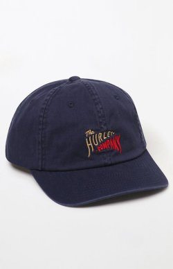 Hurley H Company Snapback Dad Hat from PacSun