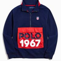 Polo Ralph Lauren 1967 Half-Zip Sweatshirt