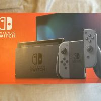 Nintendo Switch HAC-001(-01) 32GB Console with Gray Joy‑Con - NEW
