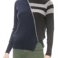 27 MILES - Darcy Two Tone Sweater - FREE SHIPPING - Ron Herman