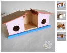 animali-casetta-per-uccellini-malice's-craftland Malice's Craftland - riciclo creativo - artigianato sostenibile italiano