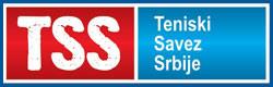 Teniski savez Srbije logotip