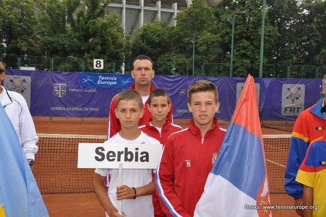 Uroš Jović, Viktor Jović i Goran Životić, Nations Challenge, Bukurešt, Rumunija